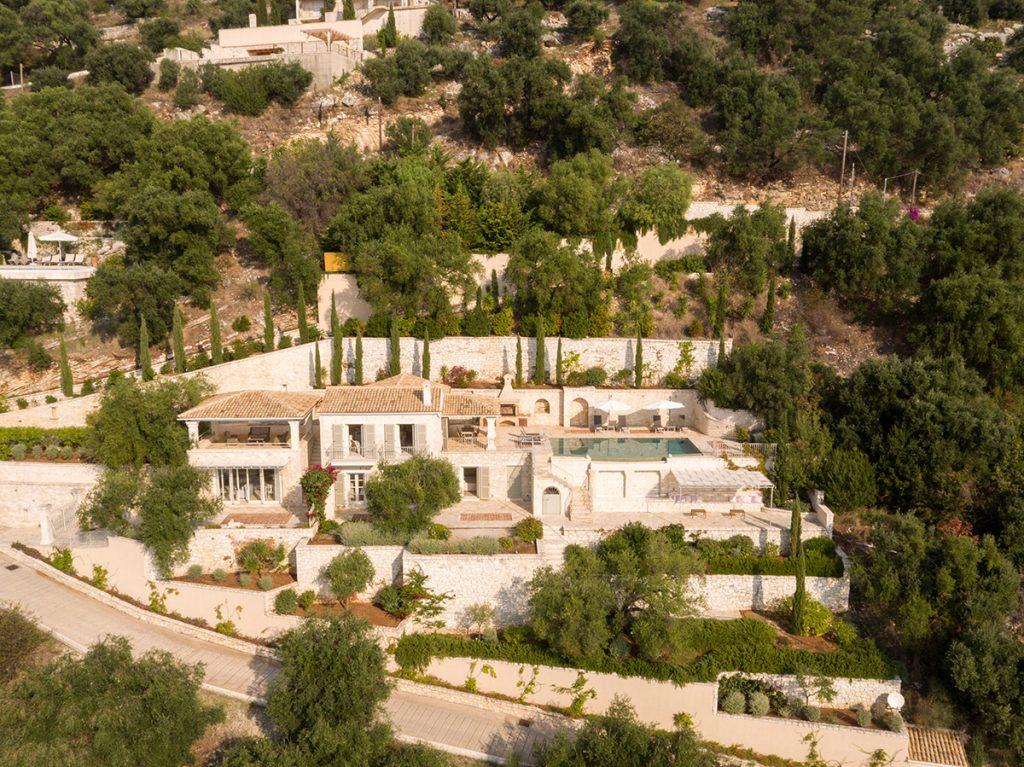corfu villa the old house st arsenios 78