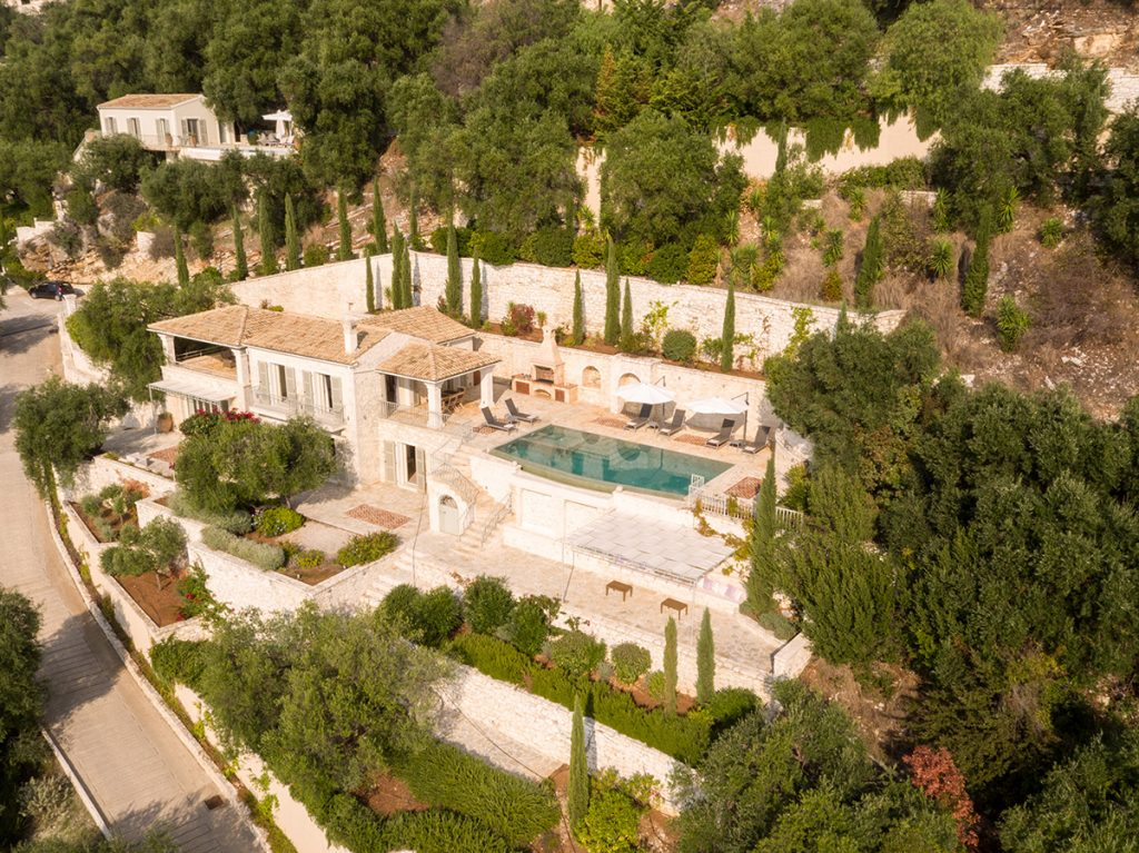 corfu villa the old house st arsenios 79
