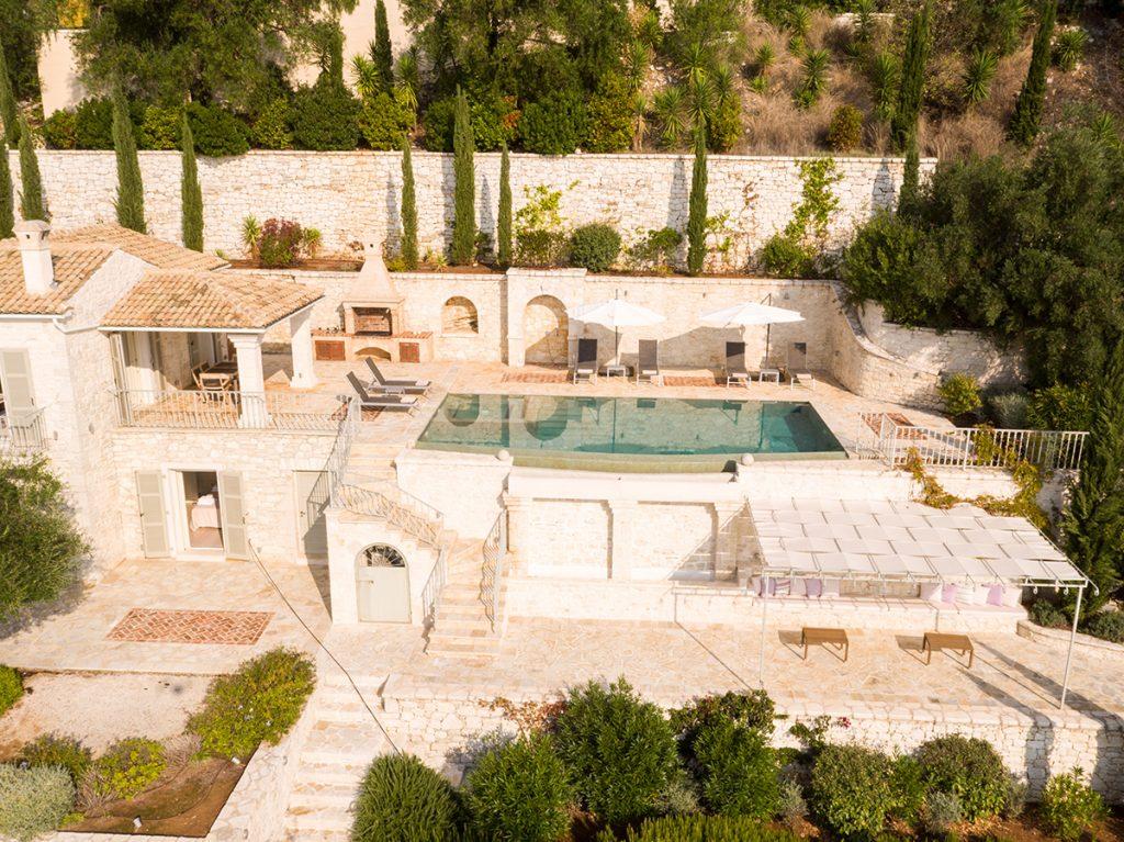 corfu villa the old house st arsenios 81