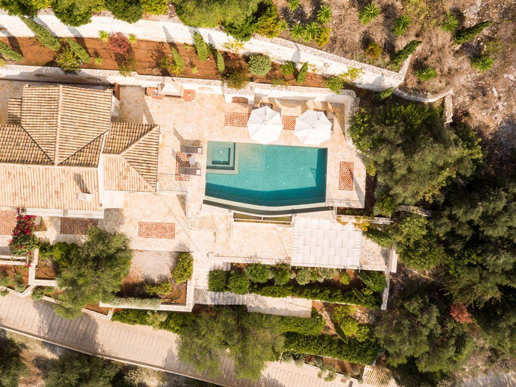 corfu villa the old house st arsenios 82