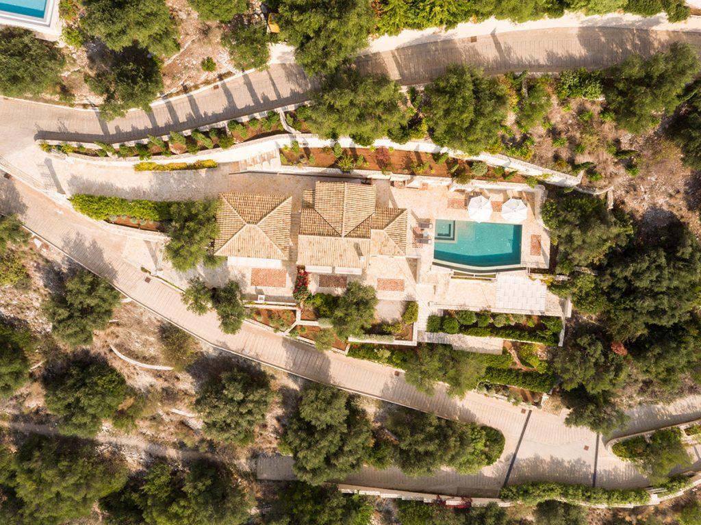 corfu villa the old house st arsenios 83