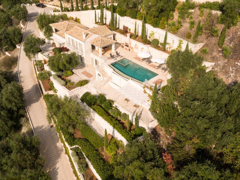corfu villa the old house st arsenios 86