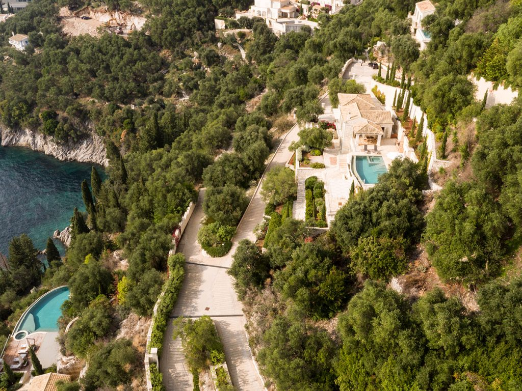 corfu villa the old house st arsenios 88