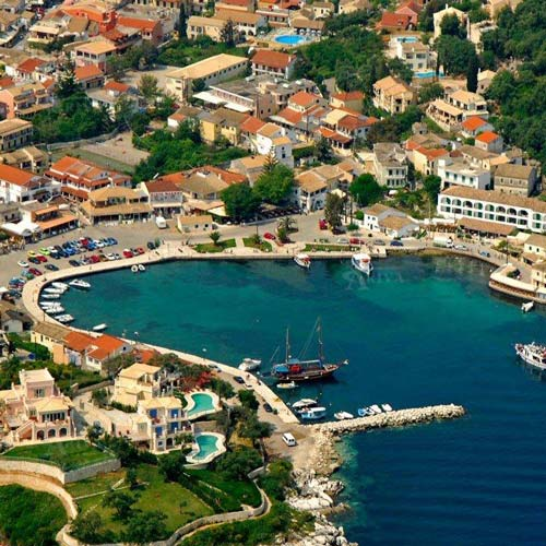 ivy villas corfu vacation holidays kassiopi