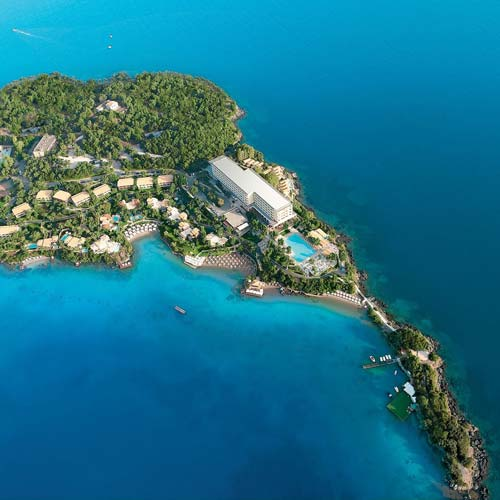 ivy villas corfu vacation holidays kommeno