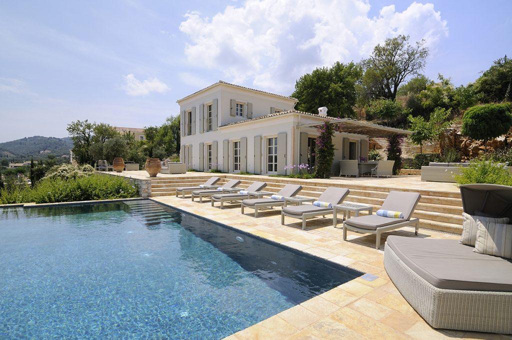 Corfu villa atolikos ivy villas 11