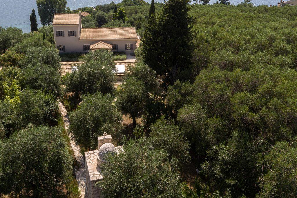 corfu villa castro exterior ivy villas 003