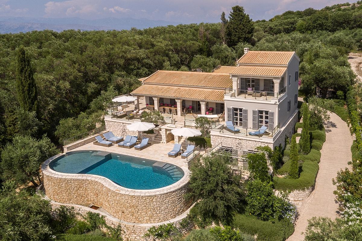 corfu villa castro exterior ivy villas 007