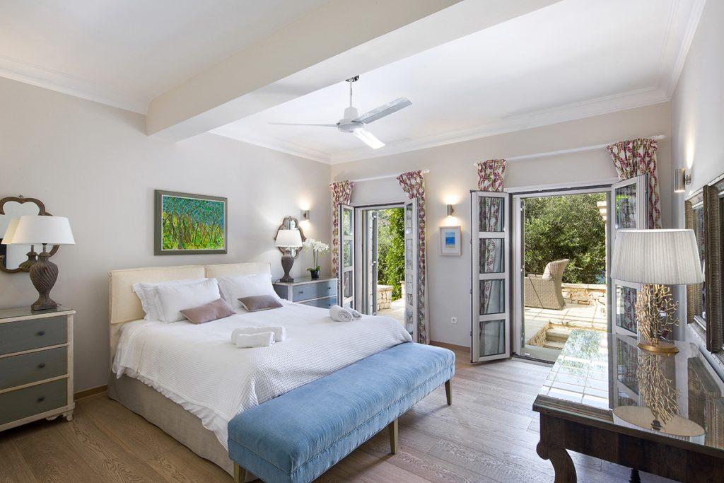 Villa Reservation Request corfu villa castro interior ivy villas 001