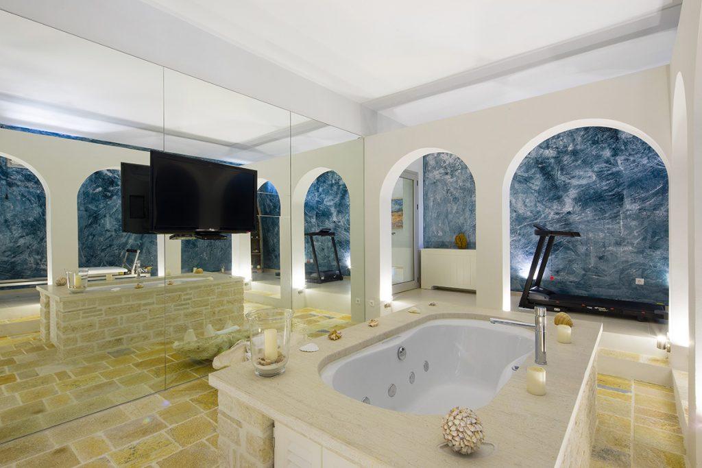 corfu villa castro interior ivy villas 021