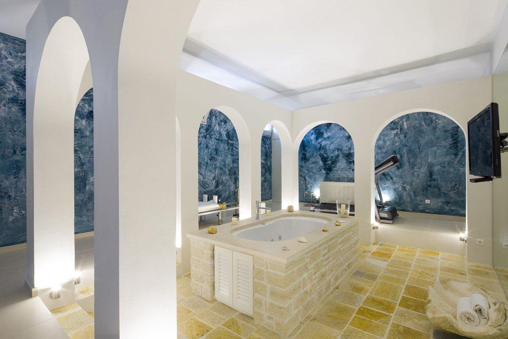 corfu villa castro interior ivy villas 024
