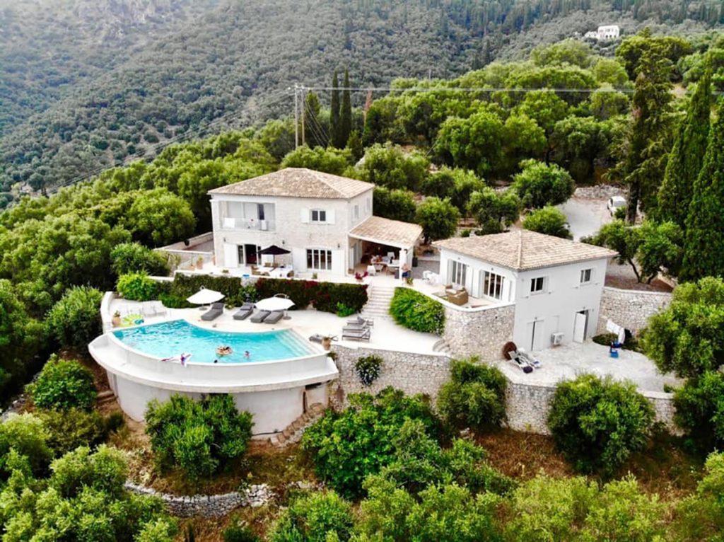 corfu villa kasteli ivy villas 15