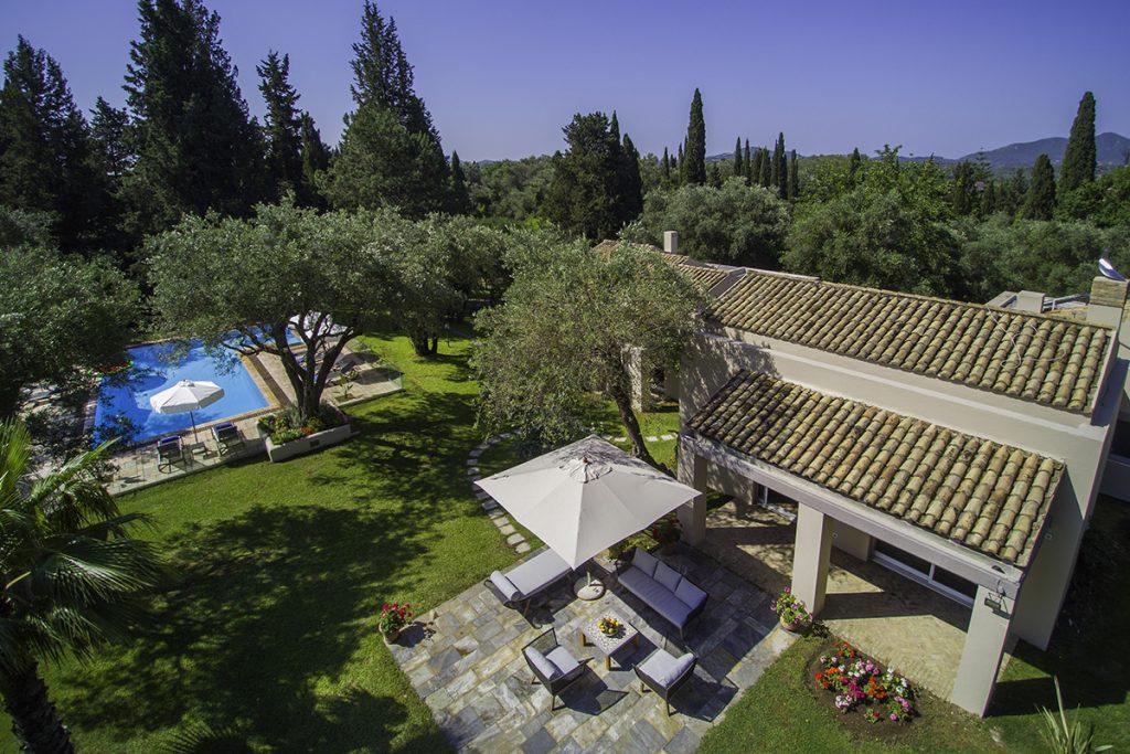 corfu villa skyline ivy villas 49